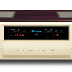 Accuphase C 3850, chiếc Pre Amplifier đầu bảng